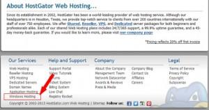 HostGator主机购买Windows主机方法
