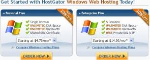 Windows虚拟主机方案